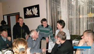 Dr Marta Repelewicz-Szybkowska (De Ruiter) podczas spotkania z ogrodnikami w Czchowie