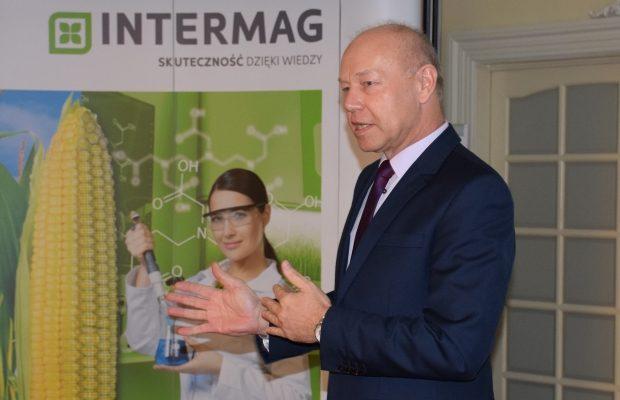 Wiesław Ciecierski, dyrektor ds. marketingu w firmie INTERMAG