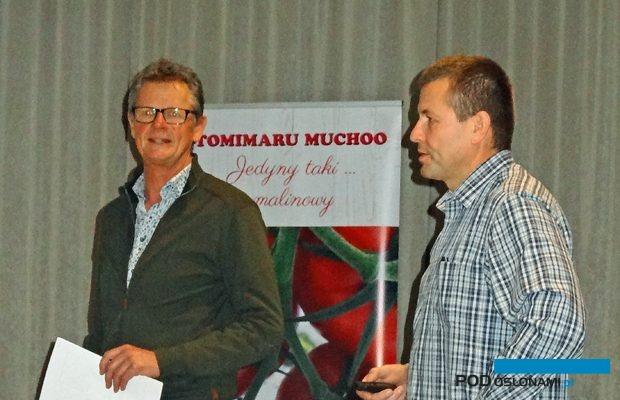 Specjalista z doradczej firmy Delphy Henk Kalkman (z lewej) oraz doradca z polskiego oddziału tej firmy – Tomasz Krasowski