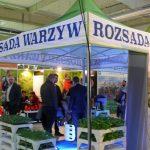 W ofercie targowej nie zabrakło rozsad warzyw z Grupy Mularski