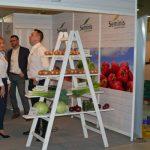 Stoisko firmy Monsanto - Seminis i De Ruiter na targach TSW 2018, fot. Amelia Wydra
