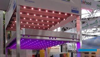 W ofercie firmy Light4Food są m.in. wózki wyposażone w LED-y do doświetlania roślin