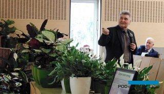 """Konferencja naukowa """"Zieleń dla czystego powietrza"""" odbyła się na Uniwersytecie Rolniczym w Krakowie (inauguracyjny wykład na temat smogu wygłosił prof. Tadeusz Zielonka z Warszawskiego Uniwersytetu Medycznego), fot. M. Cioć"""