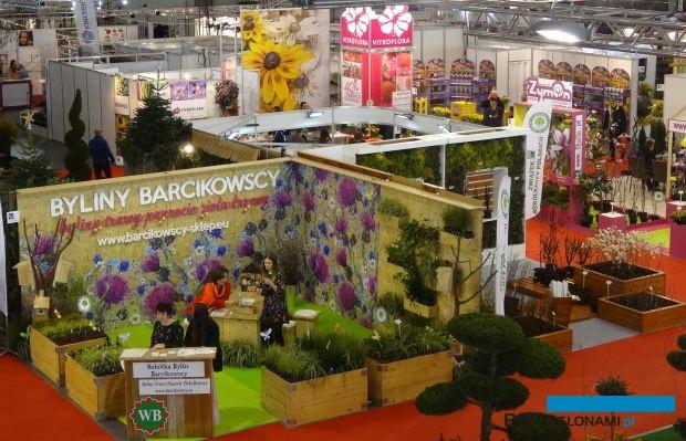 Targi Gardenia poprzedzają wiosenny sezon handlu ogrodniczego