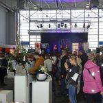Wystawa konkursowych prac florystów cieszyła się dużym zainteresowaniem zwiedzających