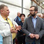 Prezes Strowarzyszenia Producentów Ozdobnych Roślin Cebulowych Bogdan Królik w rozmowie z T. Morawskim
