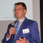 Marcin Włodarczyk (Grodan) omówił zasady uprawy precyzyjnej