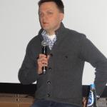 Gościem specjalnym spotkania w Łaszkowie był Szymon Hołownia - dziennikarz i Ambasador Celów Zrównoważonego Rozwoju ONZ w zakresie walki z głodem