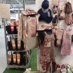 Na targach można było poznać m.in. najnowsze trendy w ogrodniczej modzie