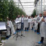Wojciech Juńczyk a firmy Saint-Gobain Cultilene mówił na temat podłoży uprawowych i zasad nawadniania