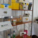 Ekspozycja produktów oferowanych przez firmę Koppert