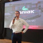 O historii i ofercie firmy Janiak mówił Tomasz Walas