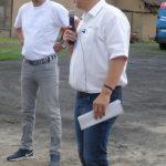 Dr Krzysztof Fatel z firmy Grodan omówił strategię nawadniania warzyw szklarniowych, zwracał uwagę na konieczność dostarczania odpowiedniej ilości pożywki podczas letnich upałów, obok Marcin Włodarczyk z firmy GrodanDr Krzysztof Fatel z firmy Grodan omówił strategię nawadniania warzyw szklarniowych, zwracał uwagę na konieczność dostarczania odpowiedniej ilości pożywki podczas letnich upałów, obok Marcin Włodarczyk z firmy Grodan