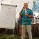 Lech Motylewski przedstawił informacje na temat plonowania i opłacalności produkcji uprawianych odmian warzyw