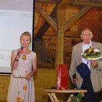 Hanna Grzeszczak-Nowak oraz prof. dr hab. Jerzy Hrynkiewicz-Sudnik, który był wieloletnim orędownikiem przyłączenia arboretum do OBUWr