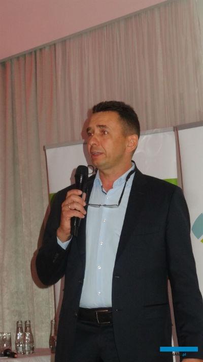 Rozwiązania z firmy Hoodengoorn omówił Sławomir Kozłowski (Konexim)