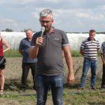 Ofertę rozsad z Grupy Mularski przedstawił Marcin Portka