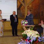 Od lewej: Hanna Grzeszczak-Nowak, Adam Jezierski, Tomasz Nowak, Jerzy Hrynkiewicz-Sudnik