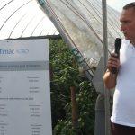 Program nawożenia ukierunkowany na uprawę papryki w tunelach foliowych przedstawił Krzysztof Dąbrowski reprezentujący firmę Timac Agro