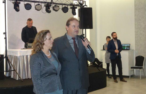Organizatorami spotkania dla ogrodników w Białej Panieńskiej byli Renata i Piotr Zawadowie z firmy Rol-Spec