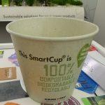 osłonki typu Smart Cup, które są całkowicie biodegradowalne