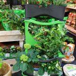 """Moda na """"miejskie ogrodnictwo"""" - pojemniki balkonowo-tarasowe do piętrowej uprawy roślin użytkowych i ozdobnych_IPM 2019"""
