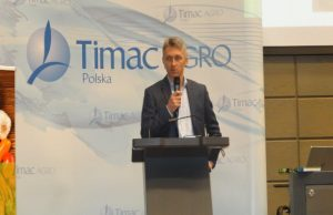 Ireneusz Ruciński z Bejo Zaden informował o nowościach odmianowych warzyw