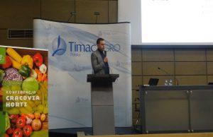 Marcin Krasoń przedstawił technologię produkcji rozsady w nowoczesnych obiektach szklarniowych