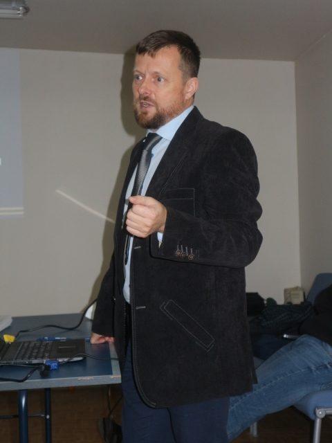 O prawidłowej produkcji produkcji rozsady warzyw mówił właściciel firmy Toma Seeds, Tomasz Marasik