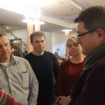... i kierowanych pytań pod adresem doradcy podczas przerwy kawowej