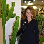 Anna Rita Manera, współwłaścicielka inowacyjnego przedsiębiorstwa Cactusmania_Myplant and Garden 2019
