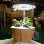 """""""Kitchen Garden"""" (z doświetlaniem LED-owym i nawadnianiem podsiąkowym) z oferty firmy Vilmorin_Myplant-and-Garden 2019"""