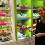 Nowości firmy Rijk Zwaan prezentwoała Bauke van Lanteren