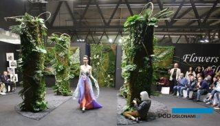 Ważna część targów Myplant & Garden, które odbywają się w Mediolanie, poświęcona jest pokazom florystycznym i florystyczno-modowym