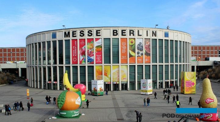 Targi Fruit Logistyka zorganizowano w centrum Messe Berlin, kolejne edycja odbędzie się w dniach 5-7 lutego 2020 r.