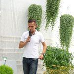 Paweł Marcinkowski, dyrektor Plantpolu ds. marketingu omówił nowości odmianowe_Dni Otwarte Plantpol 2019