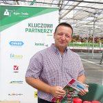 Rafał Szczerbak z przedsiębiorstwa Agro-Trade_Dni Otwarte Plantpol 2019