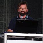 Szef działu marketingu Vitroflory Dariusz Śnieg_Dni Otwarte Vitroflory 2019