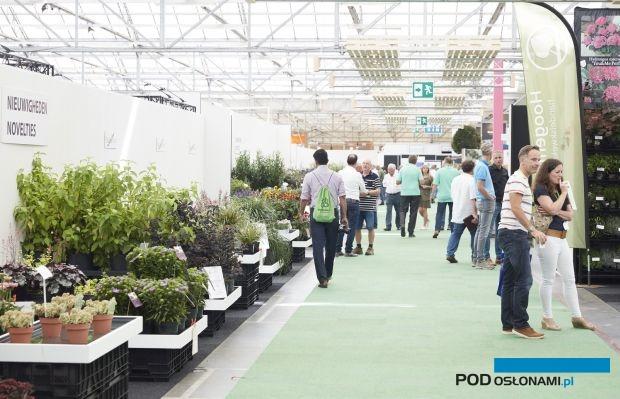 Mocnym punktem targów Plantarium 2019 będzie, tradycyjnie już, konkurs nowości odmianowych