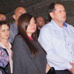 W spotkaniu w Bochni uczestniczyli m.in. Anna i Marcin Bednarkowie z Potworowa, produkujący paprykę w nowoczesnych tunelach firmy Farmer