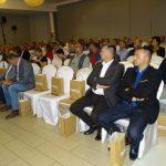 Uczestnicy seminarium zorganizowanego przez firmę Syngenta w Łaszkowie