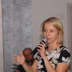 Wymagania uprawowe Enrozy omówiła Agnieszka Wiśniewska z firmy Enza Zaden