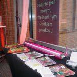 Stoisko firmy Signify podczas spotkania w Pabianicach
