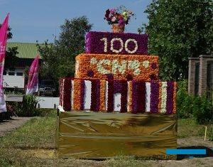 Holland Dahlia Event - pokazy firmy CNB, która obchodzi 100-lecie