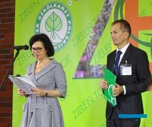 Zielen to Zycie 2019_Agnieszka Żukowska (APZ) i Wojciech Wróblewski (ZSzP)