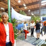 """Benoît Ripaud (szkółka Ripaud) - wystawca w dziale targów pt. """"Rośliny i tereny zieleni"""""""