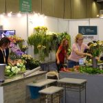 Kącik florystyczny_Salon du Vegetal 2019_
