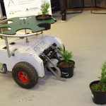 Robot Trooper_Instar Robotics_Salon du Vegetal 2019