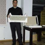 Grupę Krasoń reprezentował m.in. Hubert Tabor, który mówił na temat oferty rozsady papryki