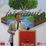 İsmail Yilmaz_prezes tureckiego Stowarzyszenia Eksporterów Roślin Ozdobnych_Flower-Show-Istanbul 2019